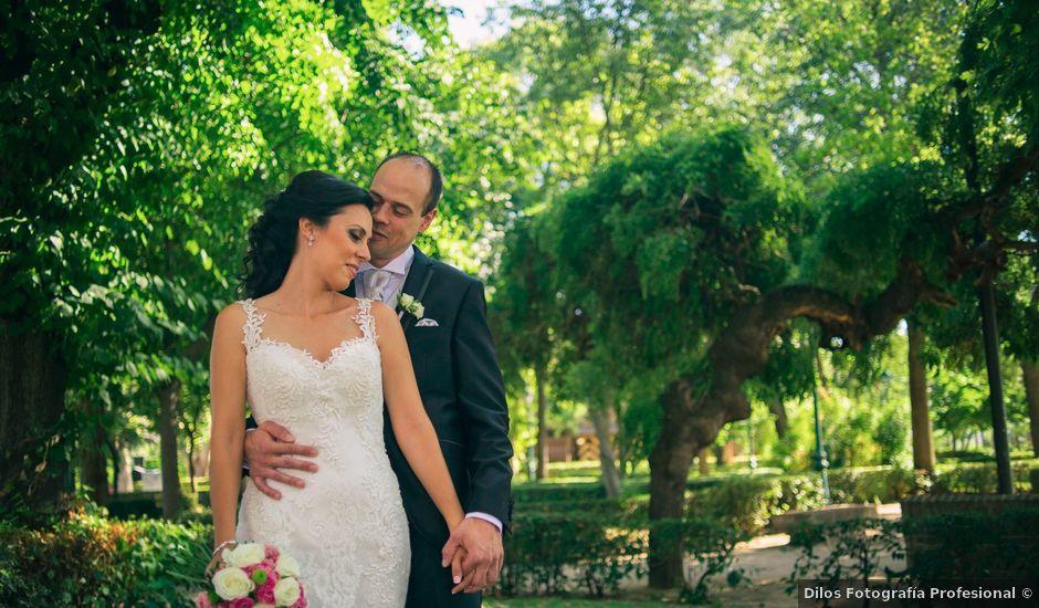 La boda de Carlos y Rocio en Mora, Toledo