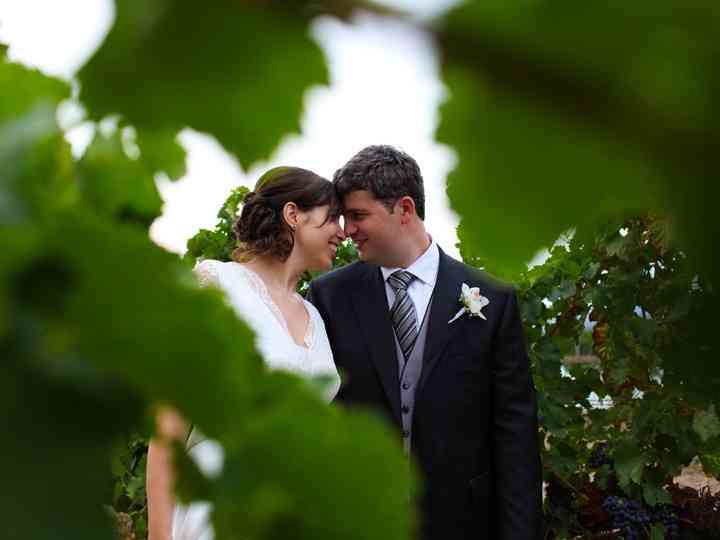 La boda de Anais y Xavi