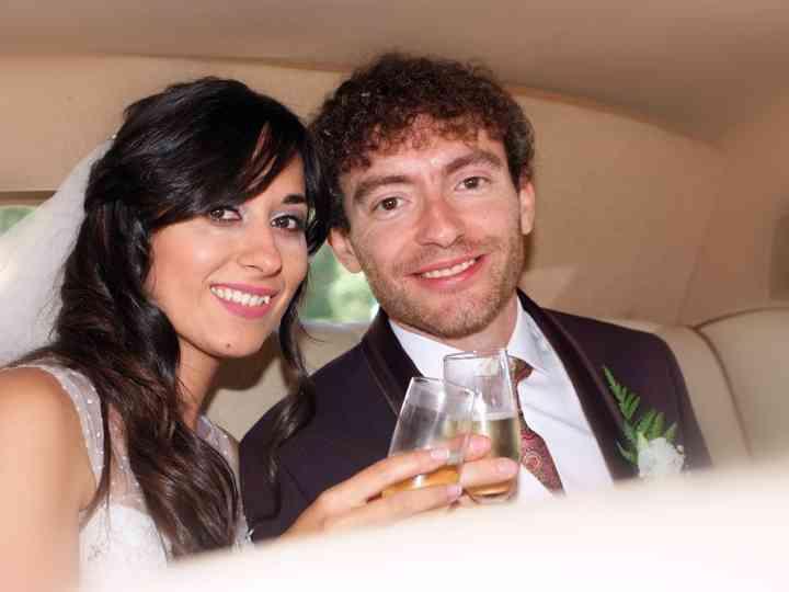 La boda de Estefania  y Álvaro