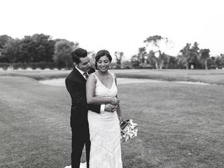 La boda de Antonio y Marilo