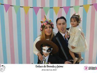 La boda de Brenda y Jaime