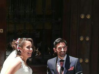 La boda de Patrici y Victor Hugo 1