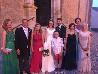 La boda de Nerea  y Jose Antonio