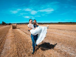La boda de Ivon y Miguel