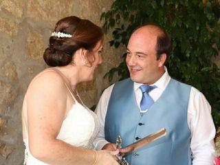 La boda de Vanesa y Ruben