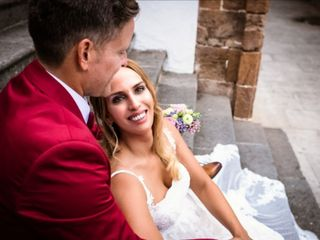 La boda de Marta  y Ayoza
