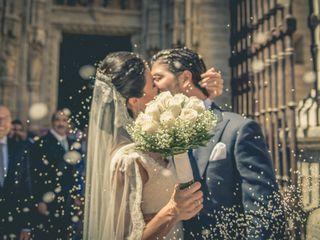 La boda de Nieves y Eligio