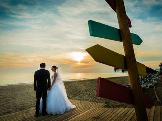 La boda de Rosi y Ramón