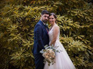 La boda de Diana y Errupin