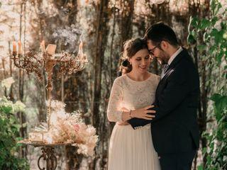 La boda de Chema y Araceli
