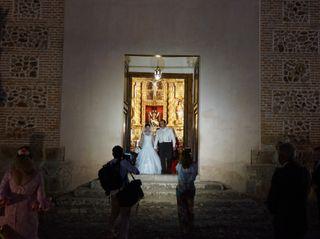 La boda de Marta y Damián 1