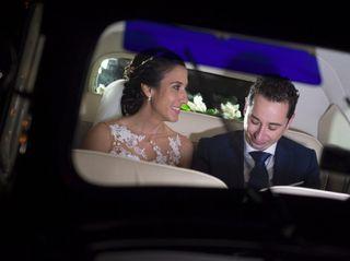 La boda de Sandra y Jose Javier