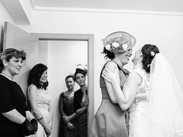 La boda de Isaac y Asun en Alacant/alicante, Alicante 15