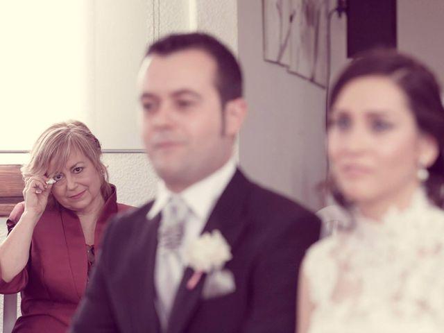 La boda de Isaac y Asun en Alacant/alicante, Alicante 17