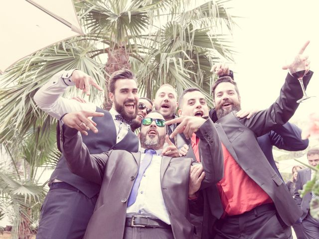 La boda de Isaac y Asun en Alacant/alicante, Alicante 21