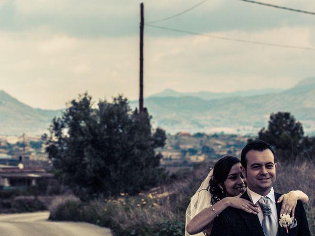 La boda de Isaac y Asun en Alacant/alicante, Alicante 53