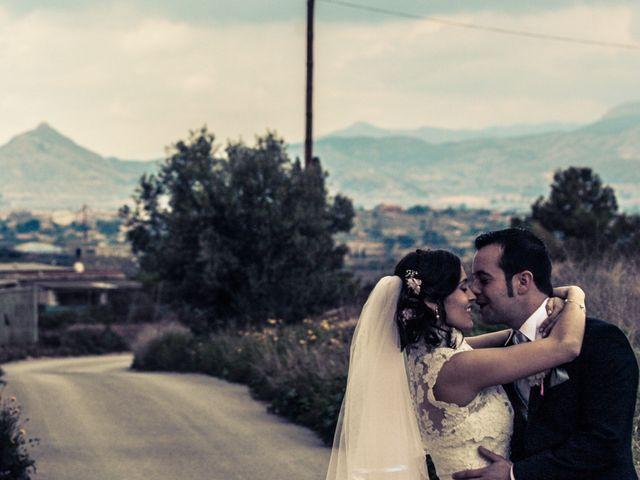 La boda de Isaac y Asun en Alacant/alicante, Alicante 54