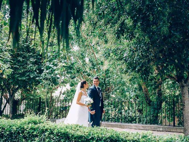 La boda de Ana y Gerardo
