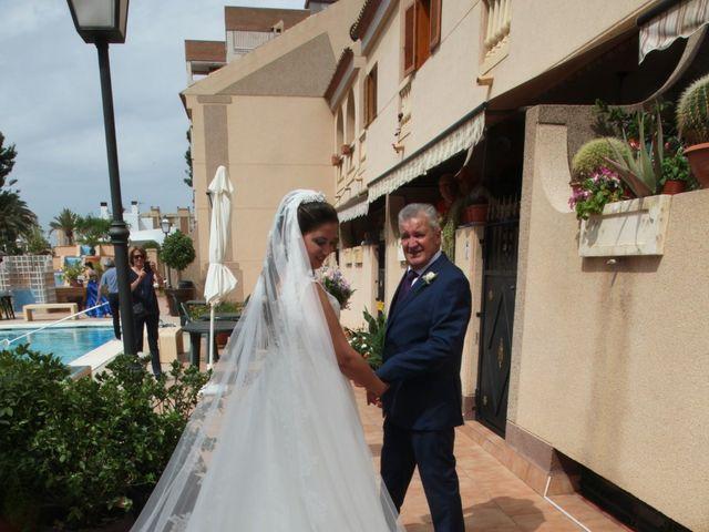La boda de David y Victoria en Santa Faz, Alicante 3