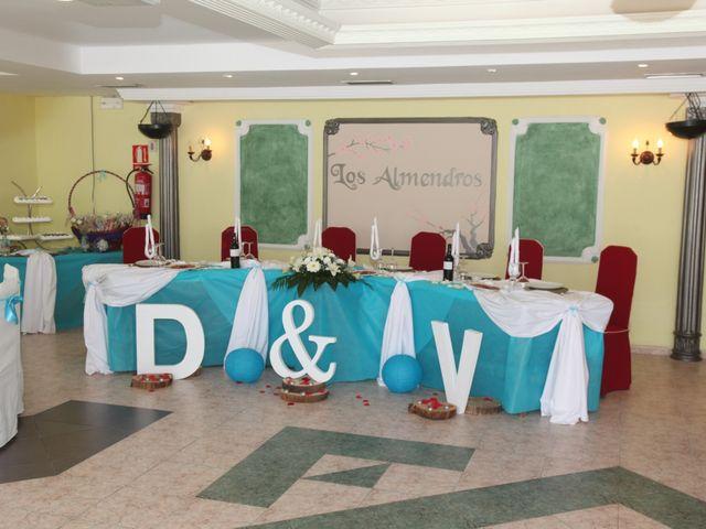 La boda de David y Victoria en Santa Faz, Alicante 5