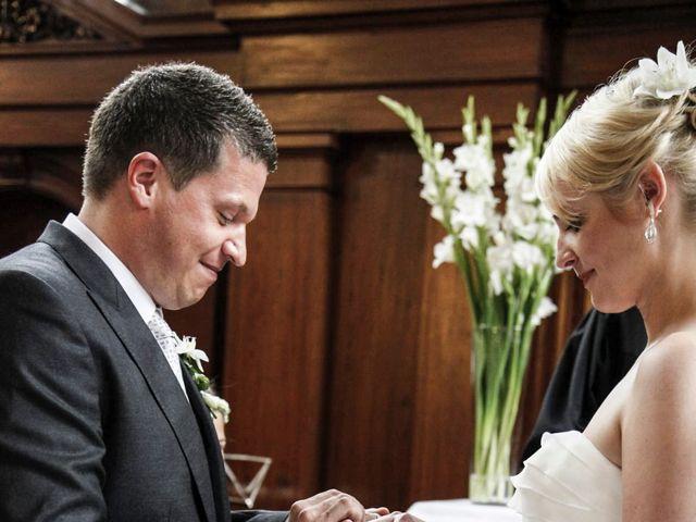 La boda de Lars y Sophie en Sotopalacios, Burgos 37