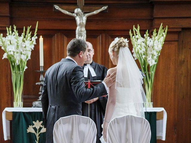 La boda de Lars y Sophie en Sotopalacios, Burgos 38