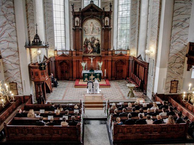 La boda de Lars y Sophie en Sotopalacios, Burgos 2