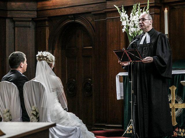La boda de Lars y Sophie en Sotopalacios, Burgos 39