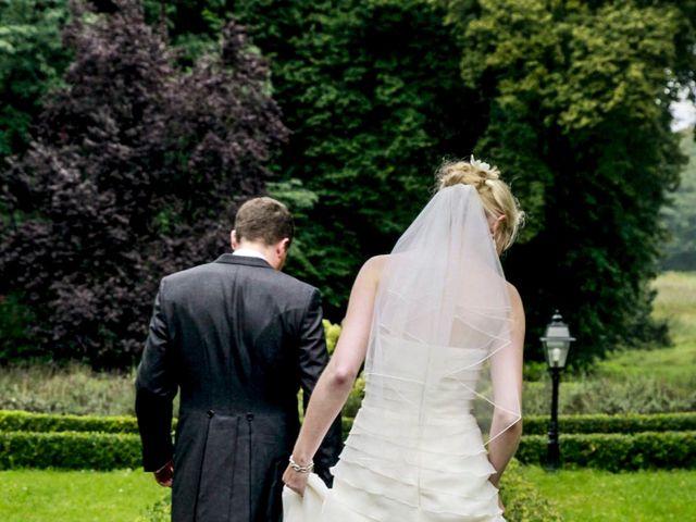 La boda de Lars y Sophie en Sotopalacios, Burgos 41