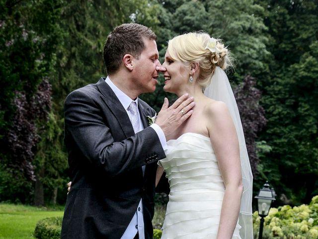 La boda de Lars y Sophie en Sotopalacios, Burgos 43
