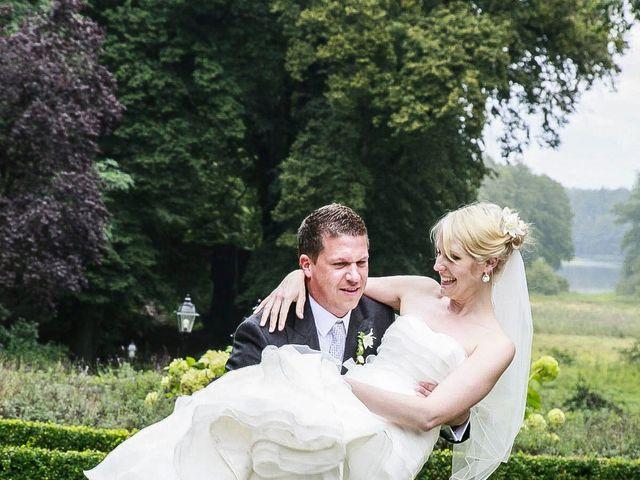 La boda de Lars y Sophie en Sotopalacios, Burgos 45