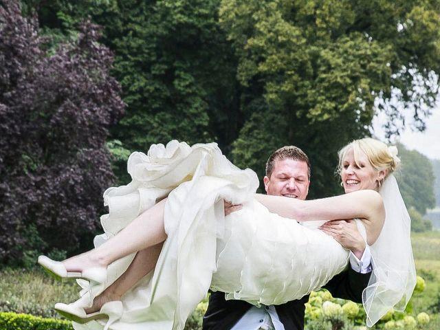 La boda de Lars y Sophie en Sotopalacios, Burgos 46