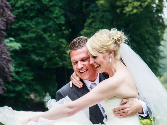 La boda de Lars y Sophie en Sotopalacios, Burgos 47