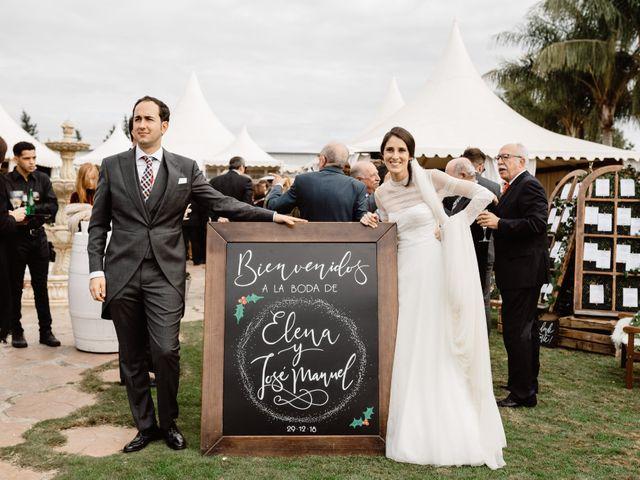 La boda de Jose Manuel y Elena en Málaga, Málaga 22