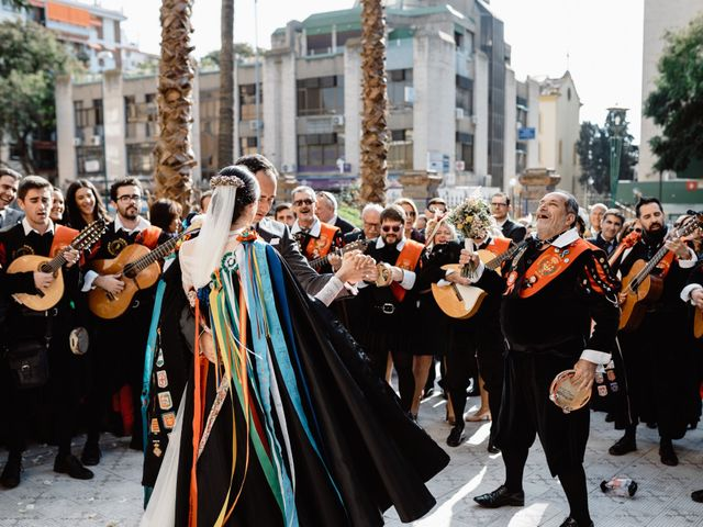 La boda de Jose Manuel y Elena en Málaga, Málaga 32