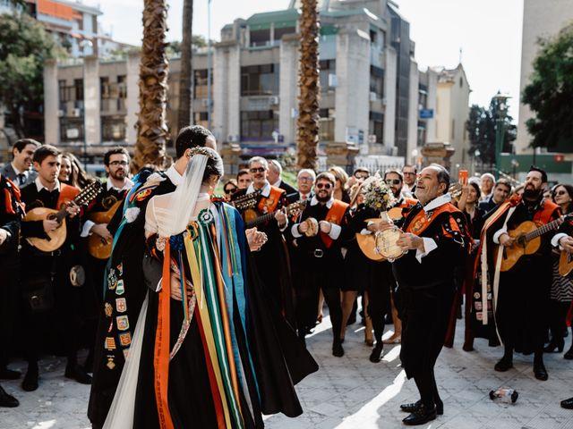 La boda de Jose Manuel y Elena en Málaga, Málaga 33