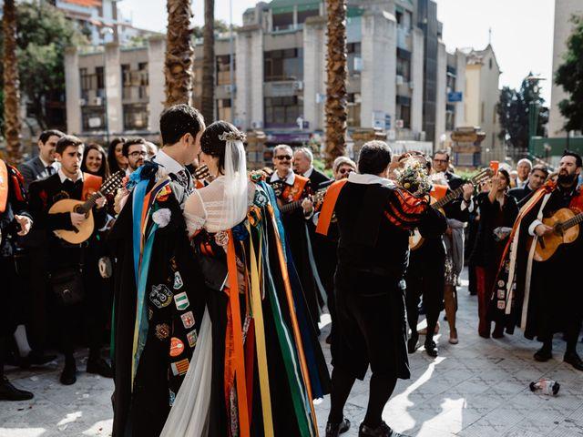 La boda de Jose Manuel y Elena en Málaga, Málaga 35