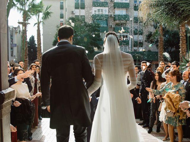 La boda de Jose Manuel y Elena en Málaga, Málaga 43