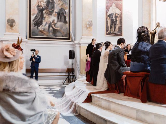 La boda de Jose Manuel y Elena en Málaga, Málaga 45