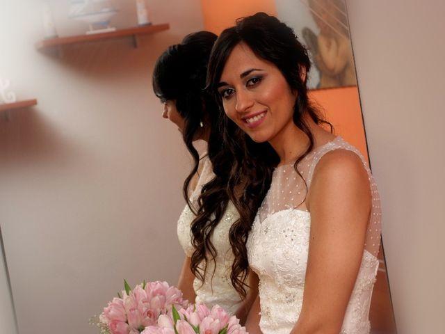 La boda de Álvaro  y Estefania  en Sevilla, Sevilla 45
