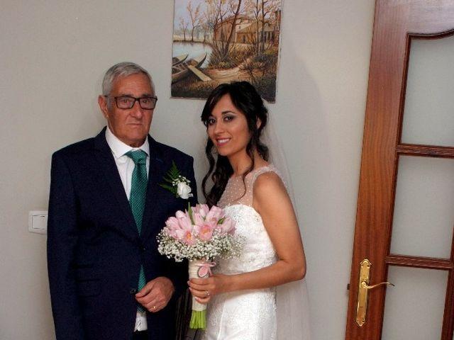 La boda de Álvaro  y Estefania  en Sevilla, Sevilla 57