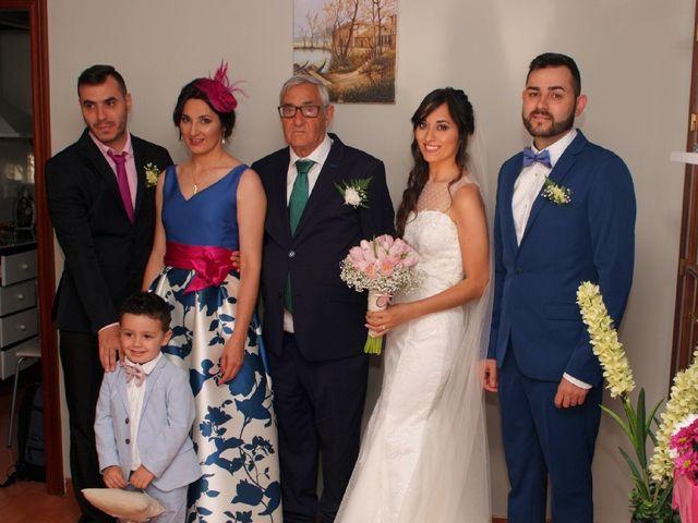 La boda de Álvaro  y Estefania  en Sevilla, Sevilla 60