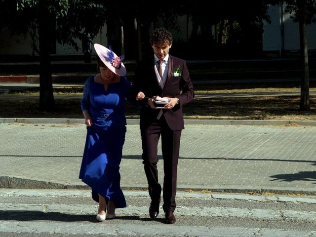 La boda de Álvaro  y Estefania  en Sevilla, Sevilla 66