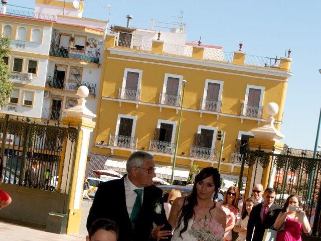 La boda de Álvaro  y Estefania  en Sevilla, Sevilla 71