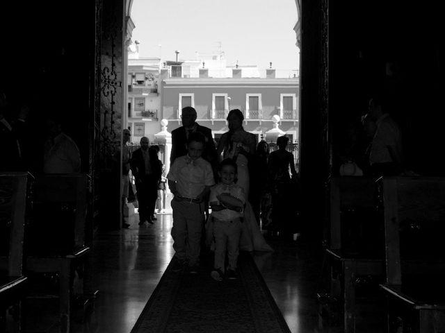 La boda de Álvaro  y Estefania  en Sevilla, Sevilla 73