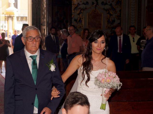 La boda de Álvaro  y Estefania  en Sevilla, Sevilla 74