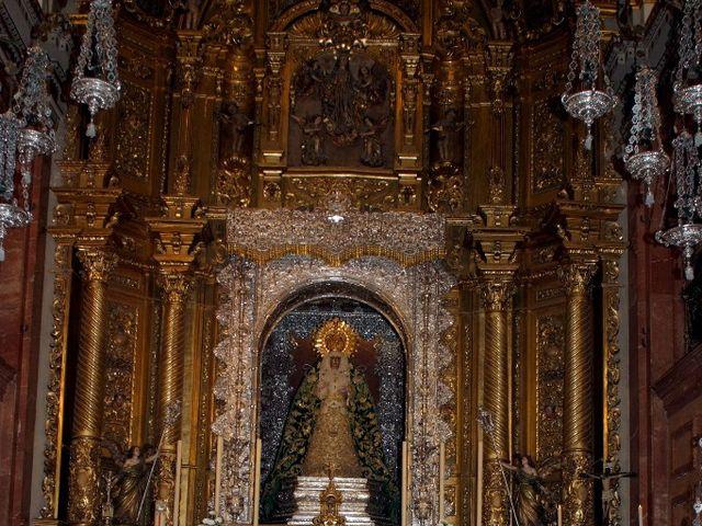 La boda de Álvaro  y Estefania  en Sevilla, Sevilla 77
