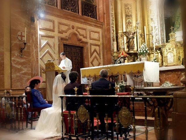 La boda de Álvaro  y Estefania  en Sevilla, Sevilla 79