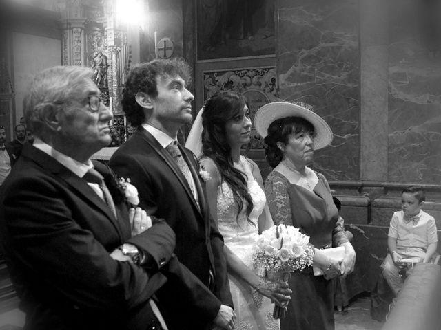 La boda de Álvaro  y Estefania  en Sevilla, Sevilla 92