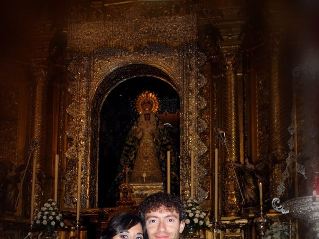 La boda de Álvaro  y Estefania  en Sevilla, Sevilla 95